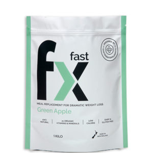 fastfx green apple flavour